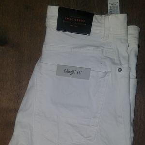 Zara Mens Carrot-Top Jeans